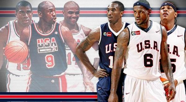 Alternate Reality – Dream Team vs  2012 Team USA | Now