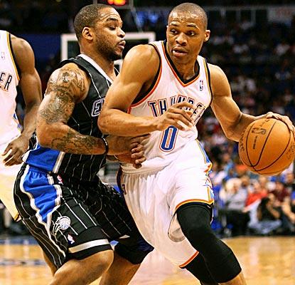 Orlando Magic Vs Oklahoma City Thunder Preview Game 66 Of 82