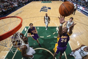 Los Angeles Lakers v Utah Jazz