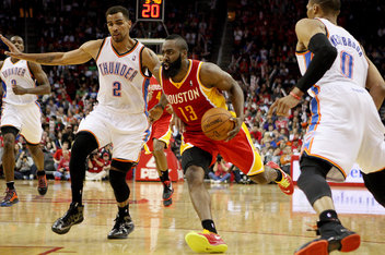 NBA: Oklahoma City Thunder at Houston Rockets