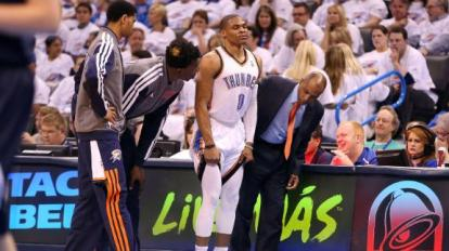westbrook injury