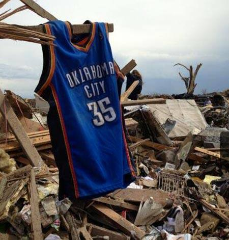durant jersey torndao