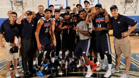 okc summer league champs