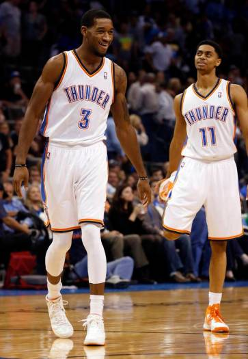 jeremy lamb perry jones iii thunder