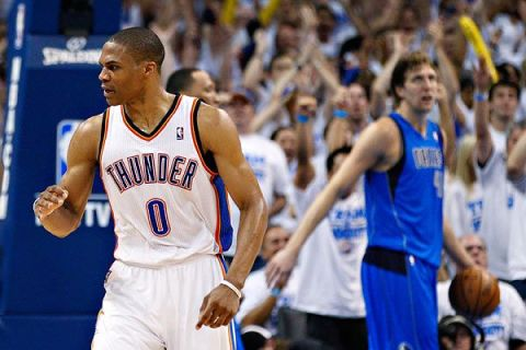 westbrook novitzki marion mavericks thunder