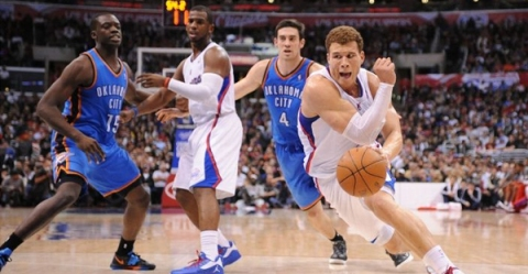 paul griffin jackson collison clippers thunder