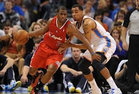 paul sefolosha thunder clippers