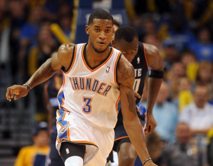 NBA: Preseason-Charlotte Bobcats at Oklahoma City Thunder