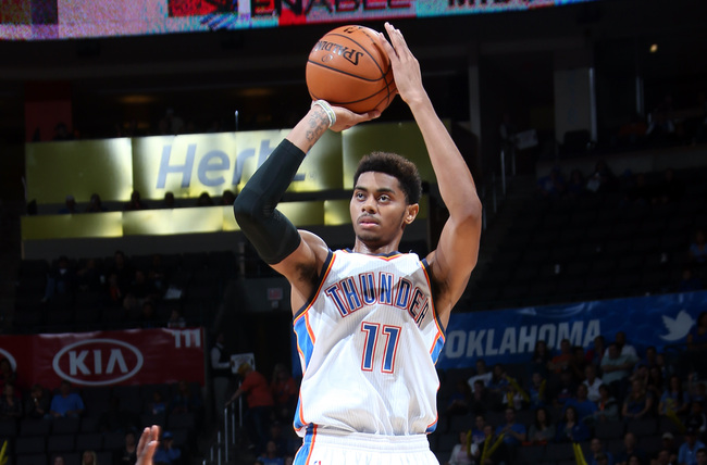 trade talk and the importance of jeremy lamb now thats