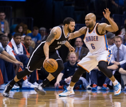 Brooklyn Nets vs Oklahoma City Thunder