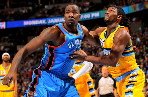 perkins faried thunder nuggets
