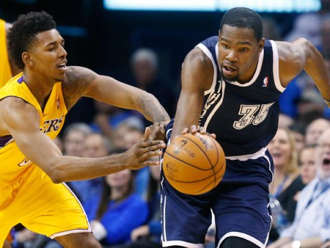 durant young thunder lakers