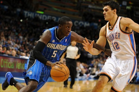 oladipo adams thunder magic