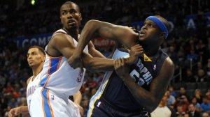 NBA:  Memphis Grizzlies at Oklahoma City Thunder