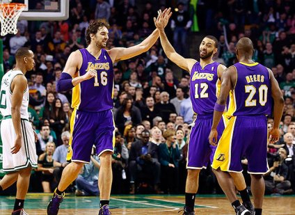 gasol meeks marshall lakers