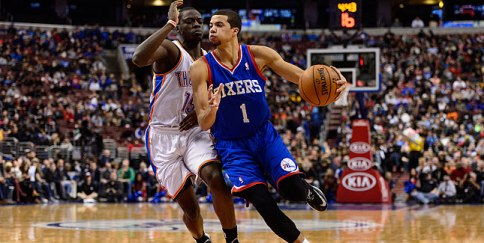 jackson carter williams thunder 76ers