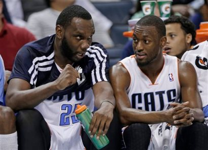 Al Jefferson, Kemba Walker