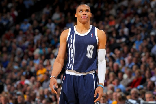 westbrook thunder