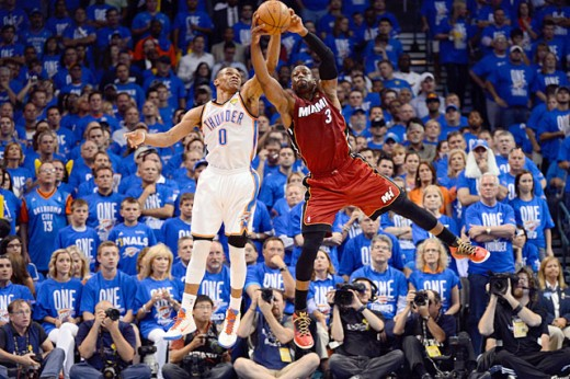 westbrook wade thunder heat