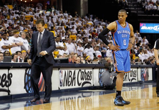 scott brooks westbrook thunder