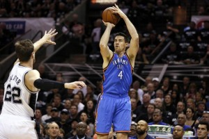 collison splitter thunder spurs