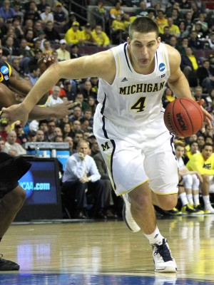mitch mcgary michigan thunder
