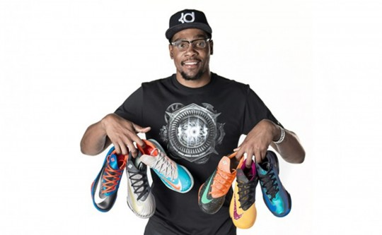 892c89e0aed Kevin Durant and Under Armour – Power Moves