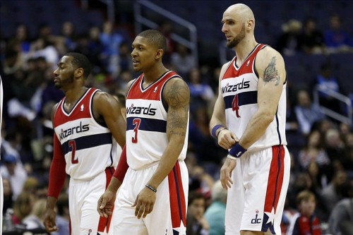 beal wall gortat wizards