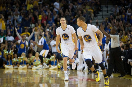 curry thompson splash bros warriors