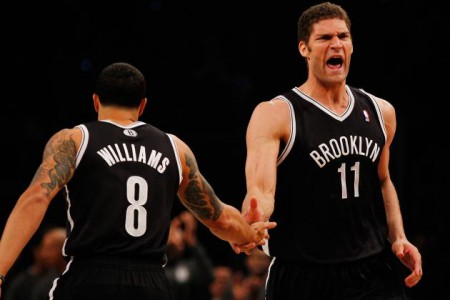 nets williams lopez