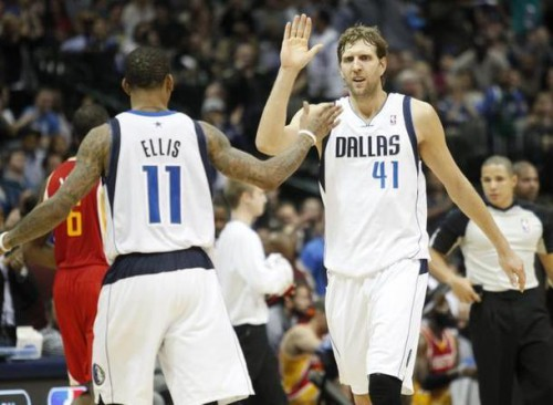 nowitzki ellis mavericks