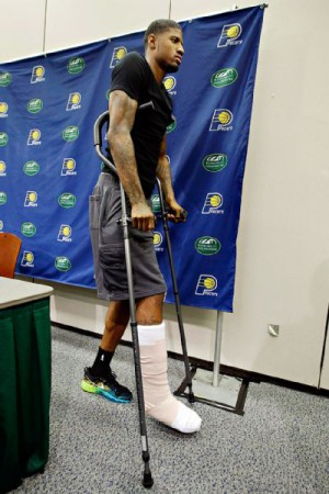 paul george injury pacers