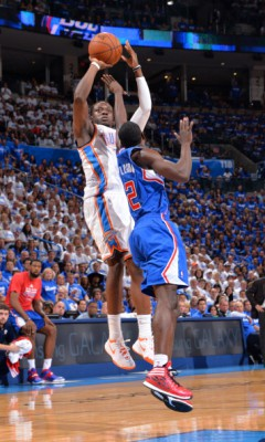 Los Angeles Clippers v Oklahoma City THunder: Game Two