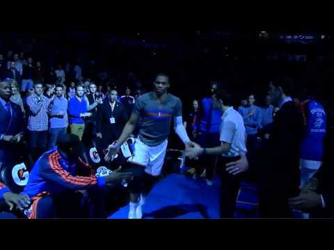 russell westbrook thunder intro