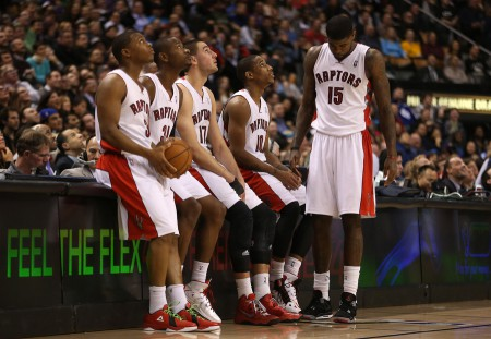 lowry ross derozan johnson valanciunas raptors