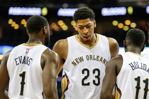 NBA: Preseason-Oklahoma City Thunder at New Orleans Pelicans