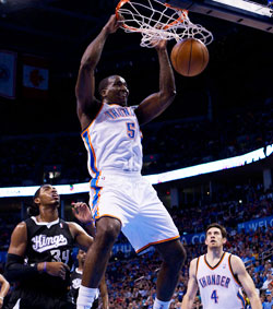 perkins collison thunder thompson kings