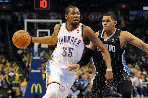 durant thunder harris magic