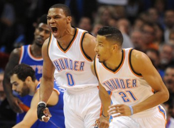 westbrook roberson thunder