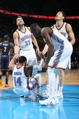 augustin collison kanter morrow thunder