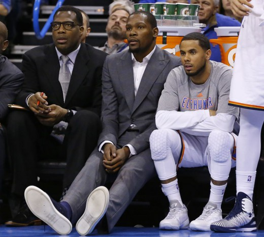 durant injured augustin thunder