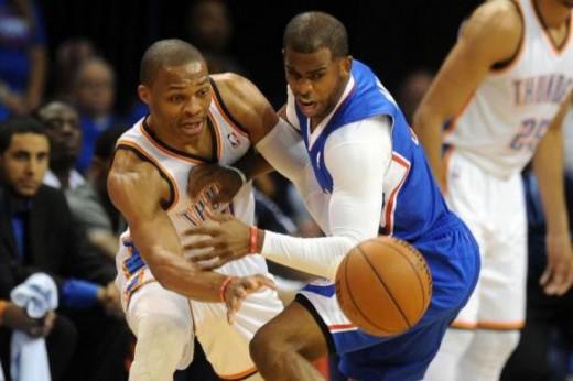 NBA: Playoffs-Los Angeles Clippers at Oklahoma City Thunder