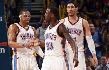 westbrook waiters kanter thunder