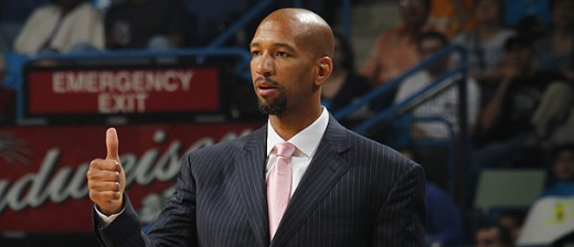 monty williams thunder