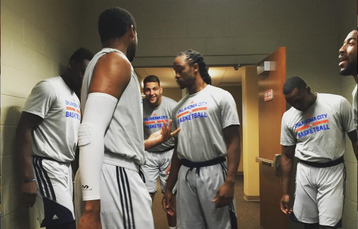thunder summer league