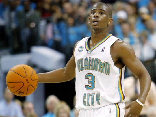 New Orleans/Oklahoma City Hornets | Now That's Thunder Basketball