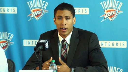 john huestis thunder press conference