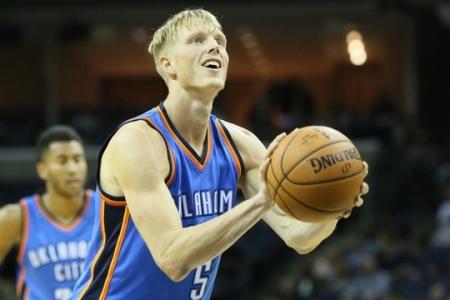 NBA: Preseason-Oklahoma City Thunder at Memphis Grizzlies