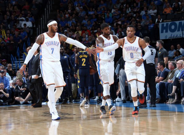 "f23b6892307 This ""superteam"" was supposed to be 6-0 and on their way to the first 96-0  (82 + 16 playoff games) record in league history. The Oklahoma City Thunder  were ..."